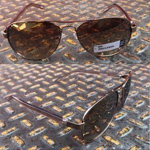 Other - 2/$18 Champagne Mirror Aviator Sunglasses